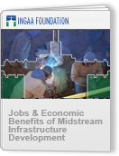 Jobs & Economic Benefits of Midstream Infrastructure Development