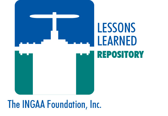 description for Lessons Learned Logo