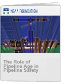 The Role of Pipeline Age in Pipeline Safety