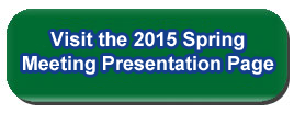 description for 2015 Spring Meeting Presentations