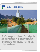 A Comparative Analysis of Methane Emissions Studies of Natural Gas Operations