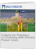 Criteria for Pipelines Co-Existing with Electric Power Lines