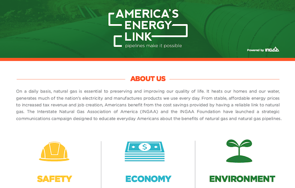 America's Energy Link Handout
