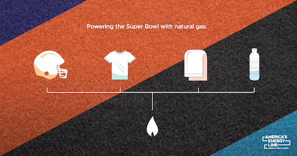Super Bowl Social Graphic