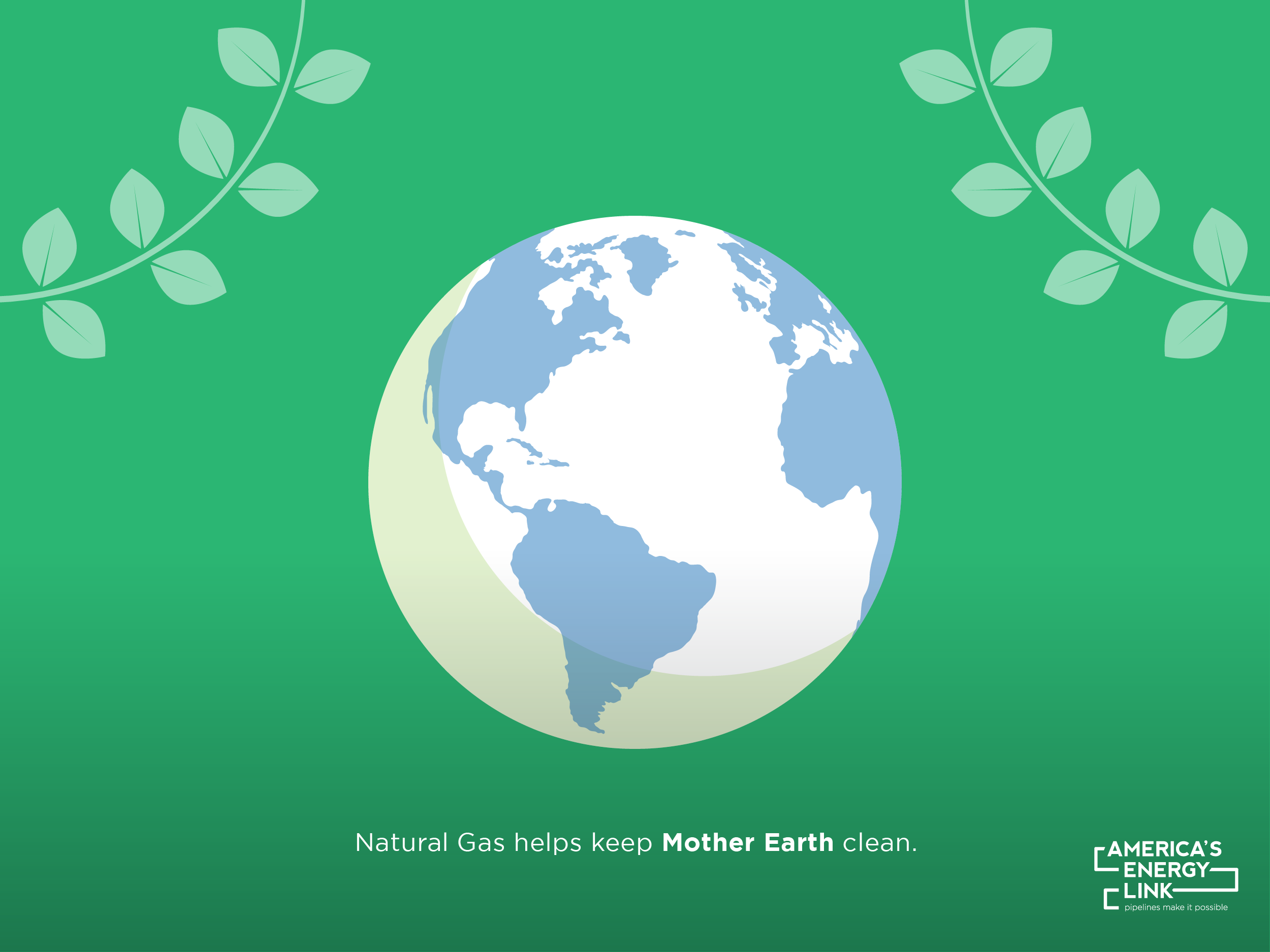 Earth Day Social Graphic