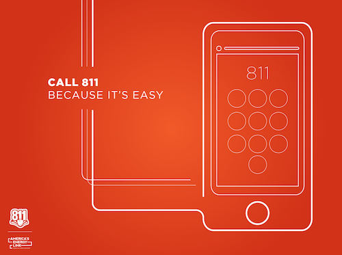Free & Easy 811 Social Graphic